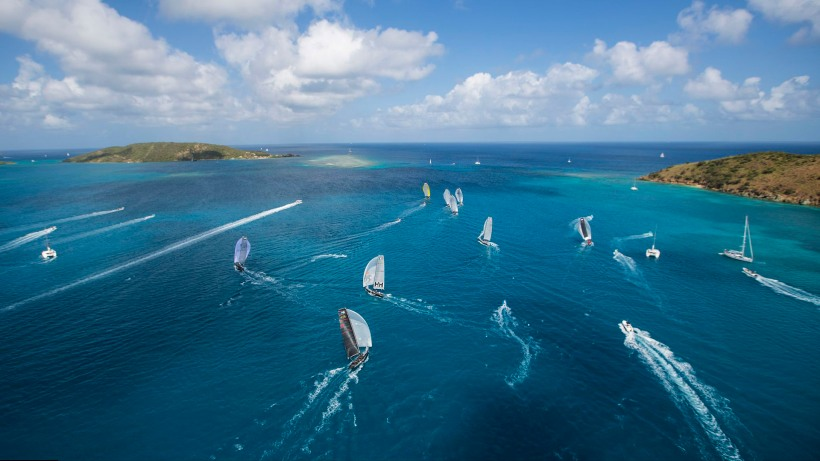 RC44 Virgin Gorda Cup